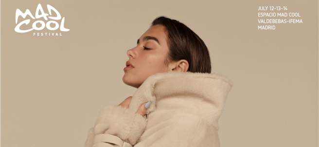 Dua Lipa Mad Cool