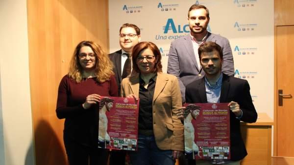 Alcalá De Henares: Este Sábado La Hermandad De Jesús Despojado Organiza Un Certa