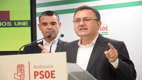 Heredia diputado nacional PSOE málaga