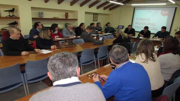Comité Municipal Provincial del PSOE