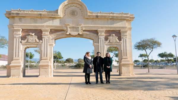 Psoe Almería. Nota, Foto Y Vídeos Memoria Democrática