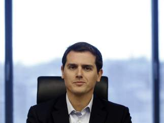 El presidente de Cs, Albert Rivera.