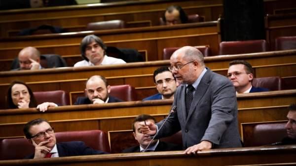 El diputado de Ciudadanos por Valladolid, Francisco Igea