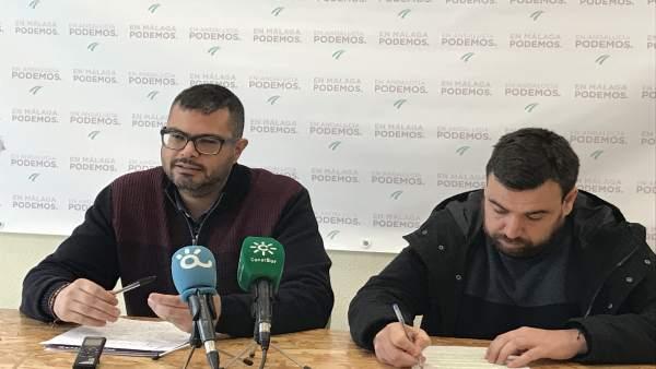 Gil y Serrato de Podemos