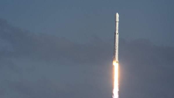 Cohetes reutilizables en el Falcon Heavy