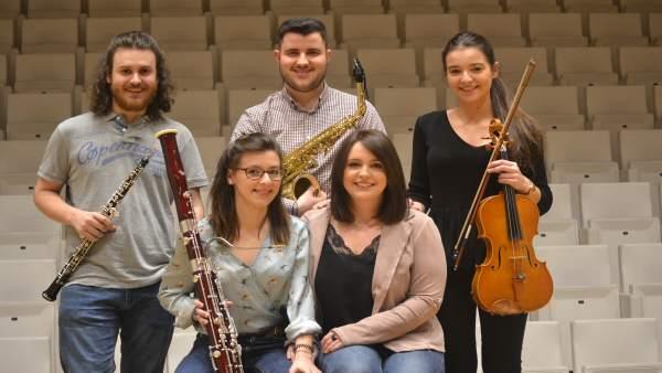 III Ciclo de Jóvenes Intérpretes del Conservatorio Superior de Música de Navarra