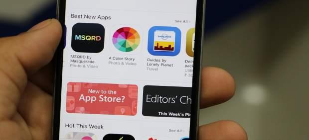 La OCU pide que se investigue a Apple por el tratamiento de datos personales a través de App Store