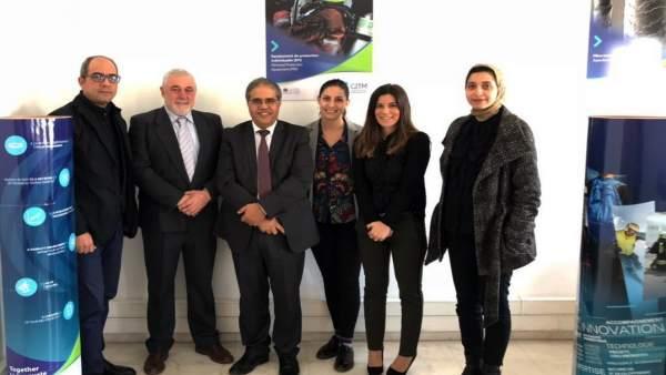 Misión de cooperación en Marruecos