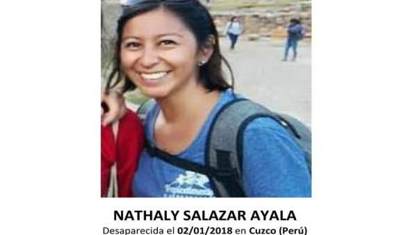 La família de la valenciana desapareguda al Perú i Creu Roja organitza una nova cerca del cos per al diumenge