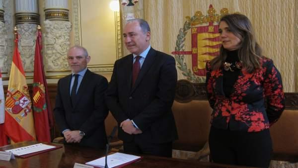 Presentación del Programa Valladolid Consolida