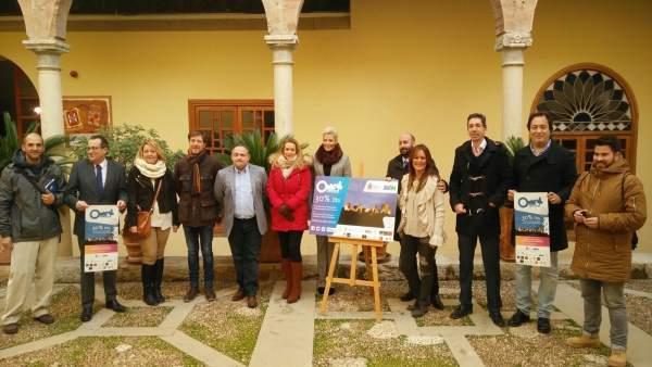 Presentación de 'Jaén llave en mano'