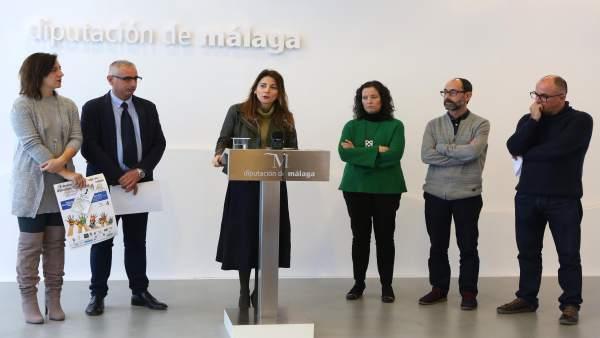 Atención temprana equipo Sidi diputación ana mata lourdes municipios talleres