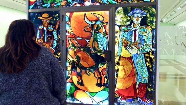 Nota/ Cultura Recuerda A José María Párraga Con Una Exposición En El Museo De Be