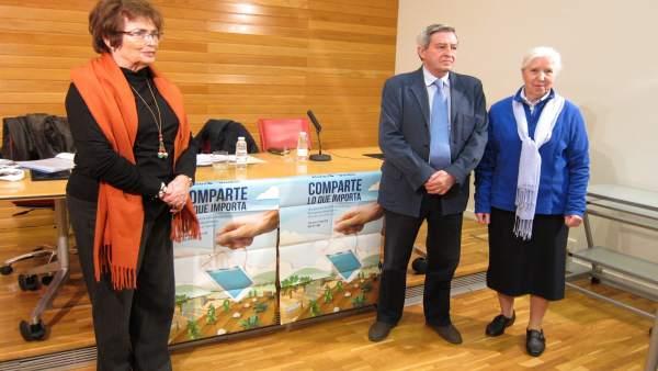 Presentación campaña Manos Unidas