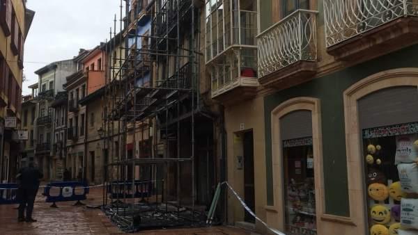 Edificio Calle Magdalena