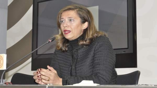 Marian Orós, dipurada del PP