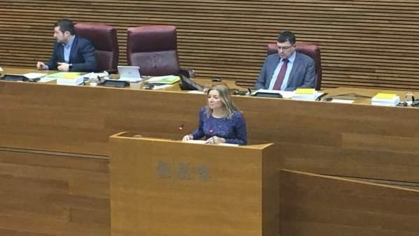 """PSPV acusa el PP de """"terrorisme polític"""" per no recolzar una iniciativa per a debatre sobre pensions en les Corts"""