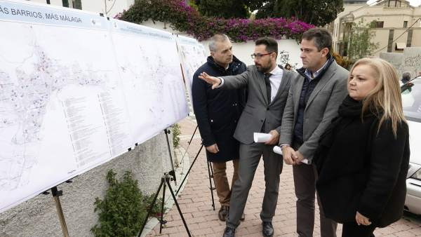 Más barrios, más Málaga Carlos Conde Francisco Pomares