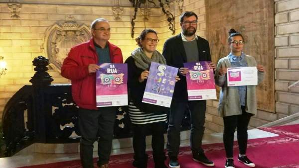 Premio cartel Sa Rua