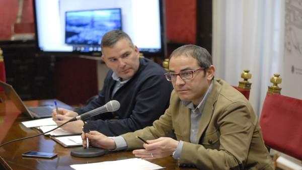 Miguel Ángel Fernández Madrid presenta medidas por la calidad del aire