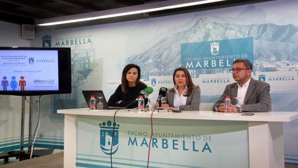 Cintado ayuntamietno de marbella