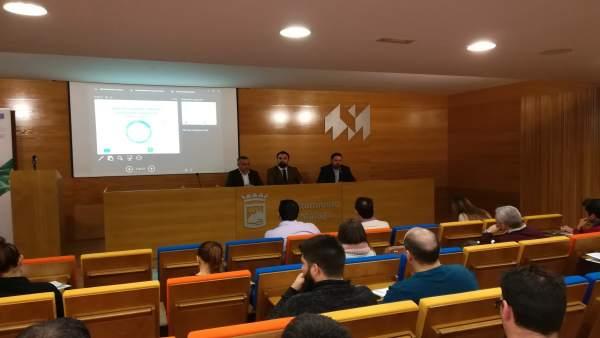 Promalaga incentivos agencia IDEA Junta información a empresas impulsar