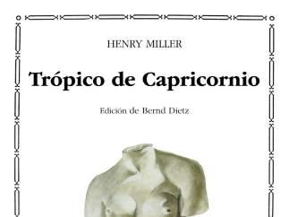 TRÓPICO DE CAPRICORNIO