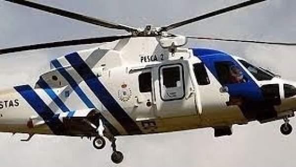 Helicóptero 'Pesca 2'