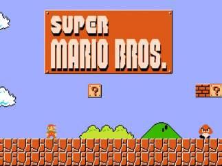 5. SUPER MARIO BROS