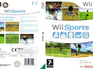 3. WII SPORTS