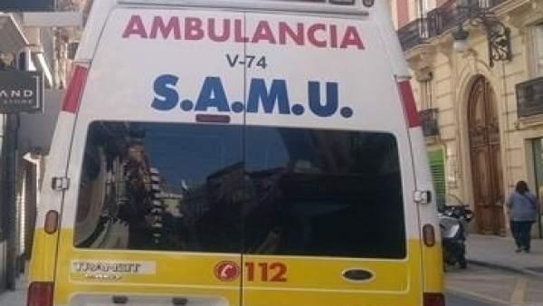 Mor una de les ferides en l'accident entre dos cotxes a València, un d'ells conduït per un jove embriac