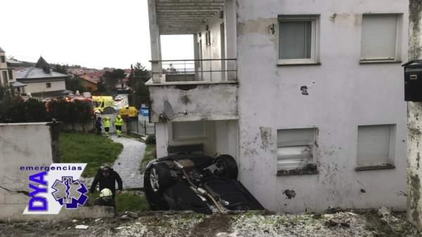 Accidente en Castro Urdiales