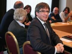 "Puigdemont no ha planteado ""en absoluto"" dar un paso atrás"