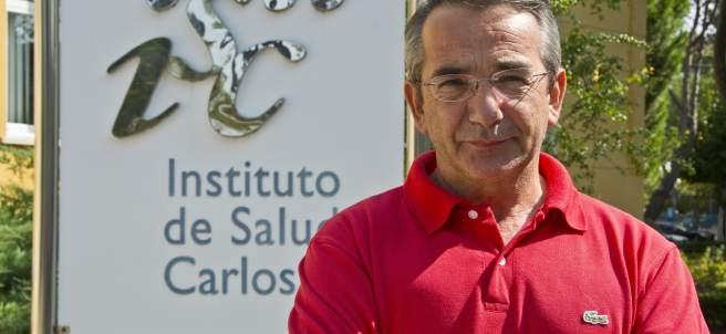Julio Ruiz, jefe de epidemiología del IS Carlos III