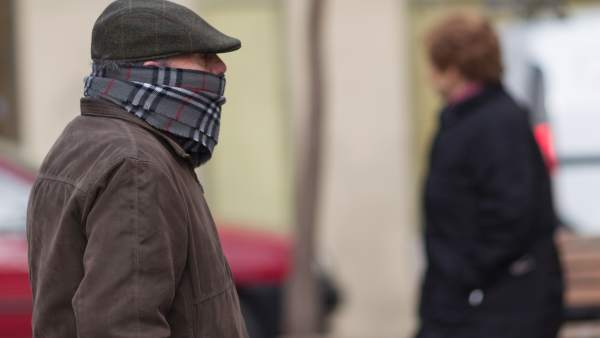 La Comunitat Valenciana està en avís per baixes temperatures que poden caure fins als -6ºC