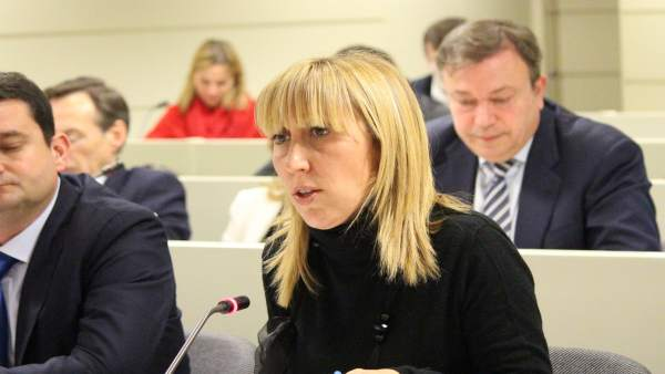 La senadora del PP por Mallorca Catalina Soler