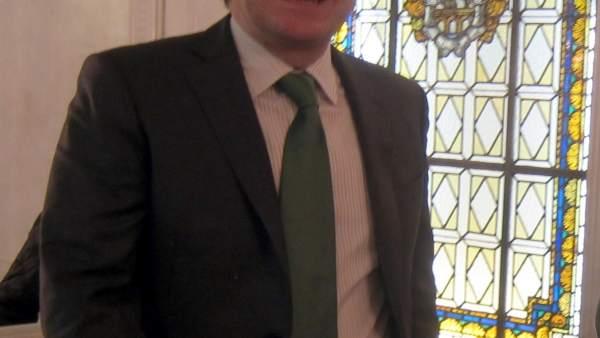 Alfonso Fernández Mañueco, presidente del PP CyL.