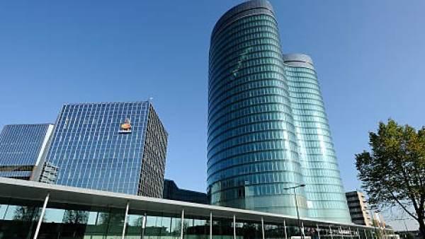 Sede de Rabobank en Utrecht