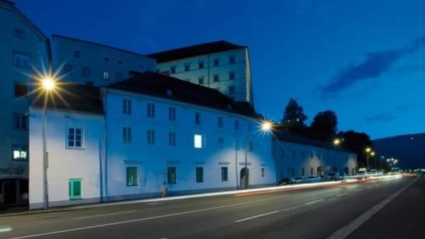 Residencia en la ciudad austriaca de Linz.