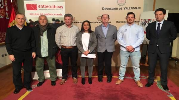 Valladolid.- Un momento de la presentación de la prueba