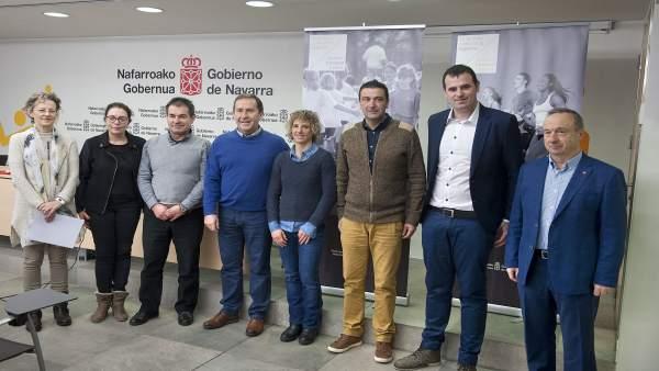 Presentación del programa piloto de prevención de la violencia en el fútbol