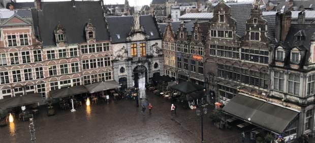 Gante, una ciudad moderna que conserva su encanto desde la Edad Media