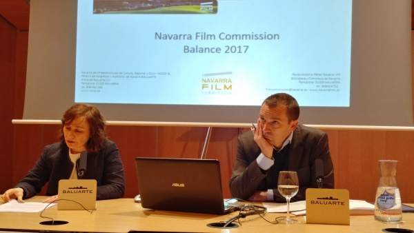Balance de 2017 de la Navarra Film Commission