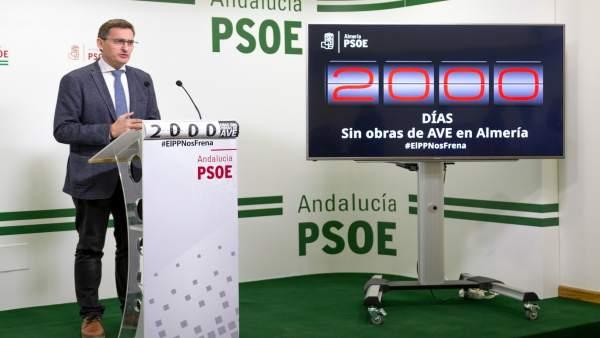 Psoe Almería. Nota, Foto Y Vídeos Rp Ave