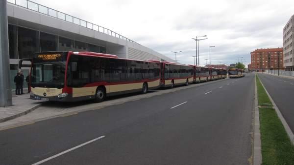 Autobuses de Logroño