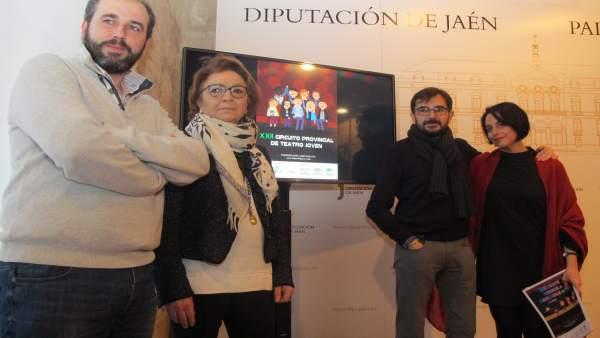 Presentación del Circuito de Teatro Escolar