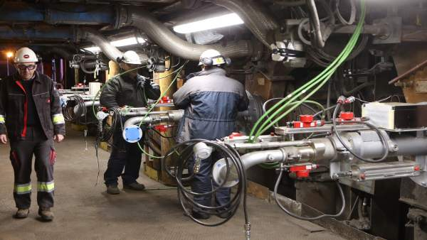 Central Térmica de Aboño, EDP, trabajadores, eléctrica
