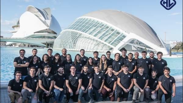 Valencianos seleccionados para representar a España en Hyperloop Pod Competition