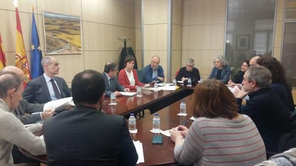 Segunda reunión de la mesa técnica de debate sobre el ICA
