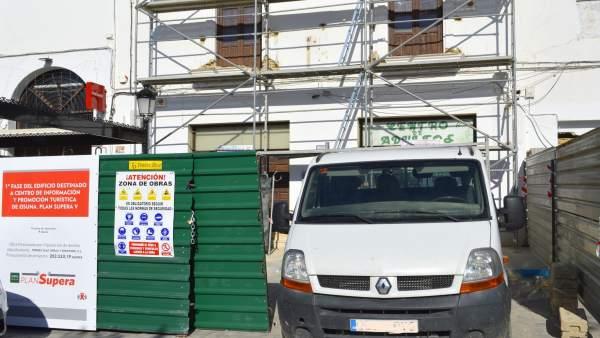 Fwd: N.Prensa Comienzo Obras Nuevo Centro De Información Y Promoción Turística